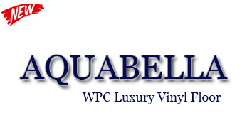 AQUABELLA WPC laminate vinyl floor