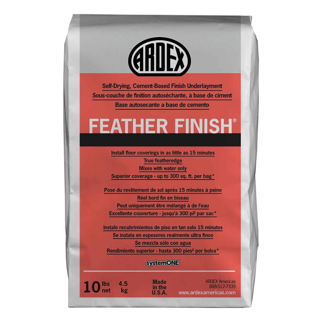 ARDEX FEATHERFINISH